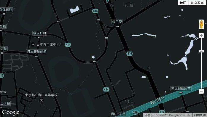 intel map風スタイル