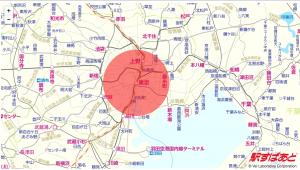 駅スパート路線図Hacks.3